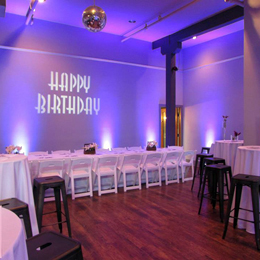 Sodo Pop Event Space - Birthday parties.
